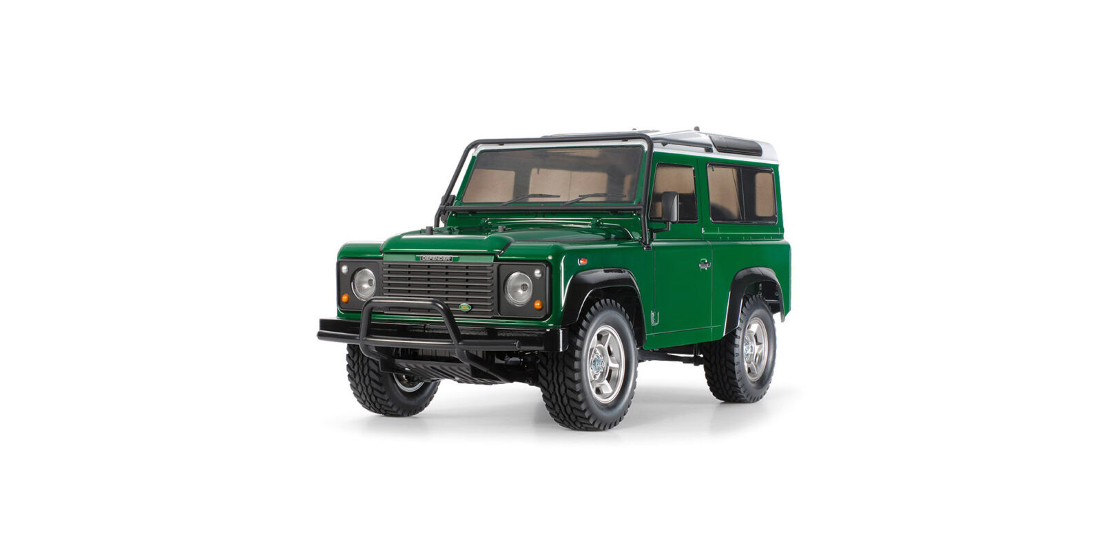 Tamiya Land Rover Defender RC Model 1600x799 - Tamiya Land Rover Defender 1:10 Scale R/C Model Kit