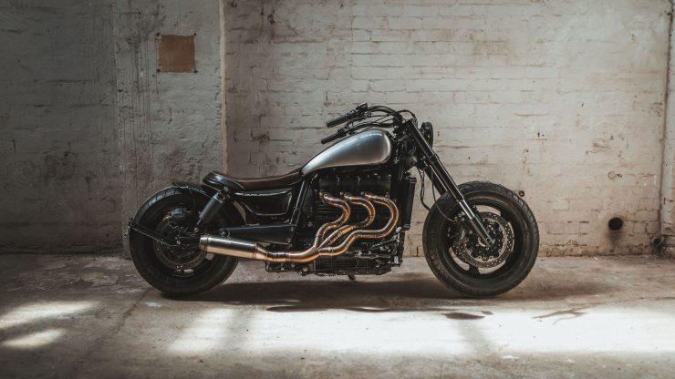 Triumph Rocket III Custom 12