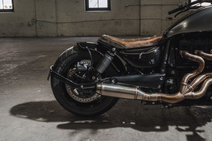 Triumph Rocket III Custom 3