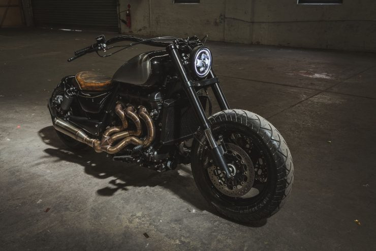 Triumph Rocket III Custom 4