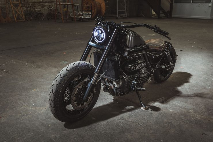 Triumph Rocket III Custom 5