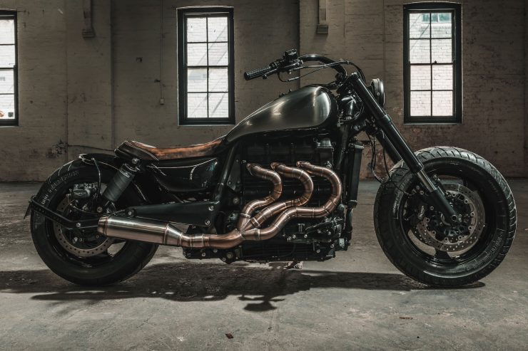 Triumph Rocket III Custom