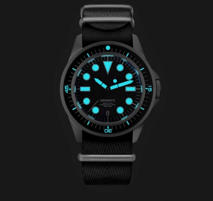 Unimatic Watch 1