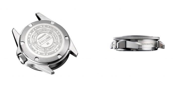 Unimatic Watch Case