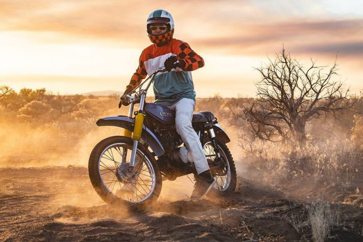 Veldt Desert Race x Fuel Motorcycles Limited Edition Helmet 1