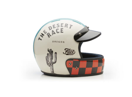 Veldt Desert Race x Fuel Motorcycles Limited Edition Helmet