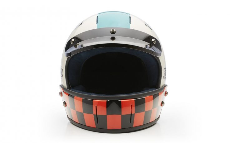 Veldt Desert Race x Fuel Motorcycles Limited Edition Helmet Front