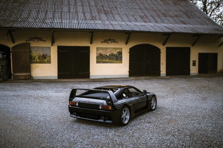 Venturi 400 GT Trophy Back