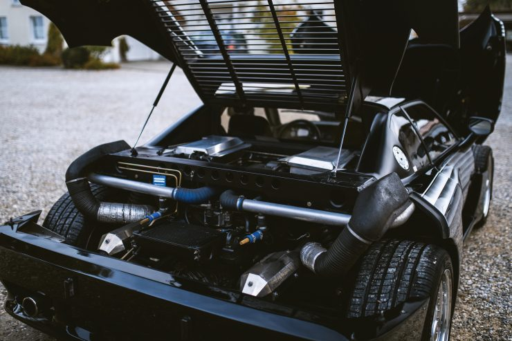 Venturi 400 GT Trophy Engine