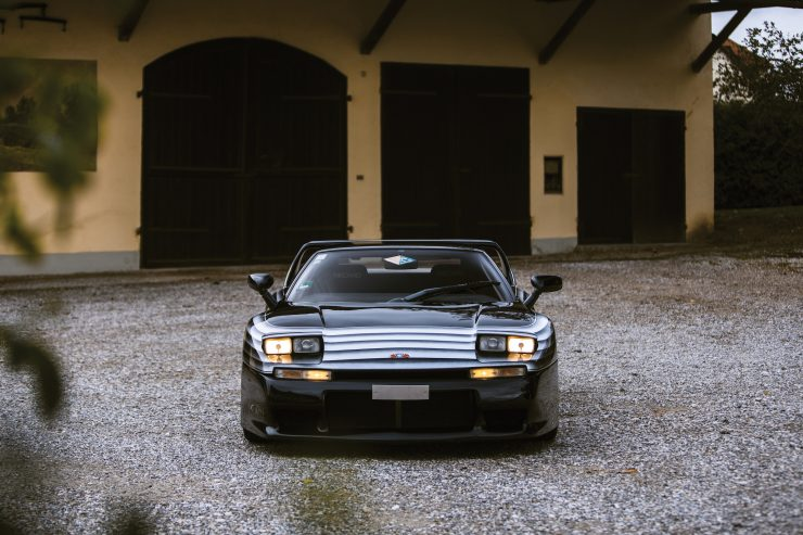 Venturi 400 GT Trophy Front