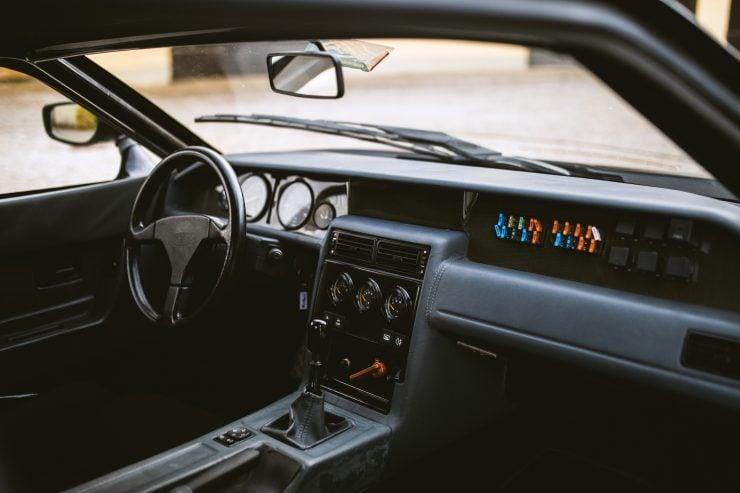 Venturi 400 GT Trophy Interior 2