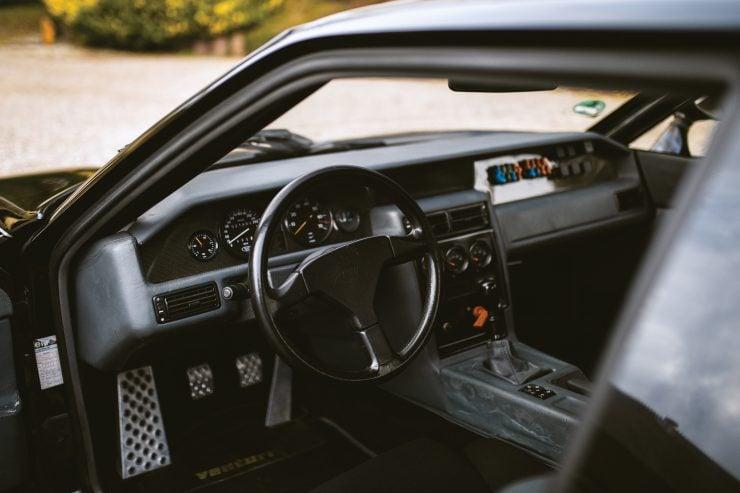 Venturi 400 GT Trophy Interior