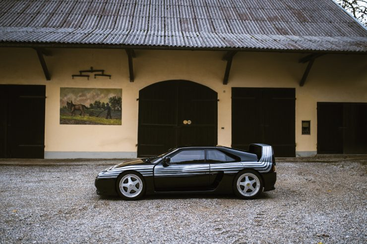Venturi 400 GT Trophy Right Side