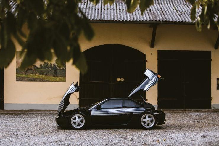 Venturi 400 GT Trophy Side