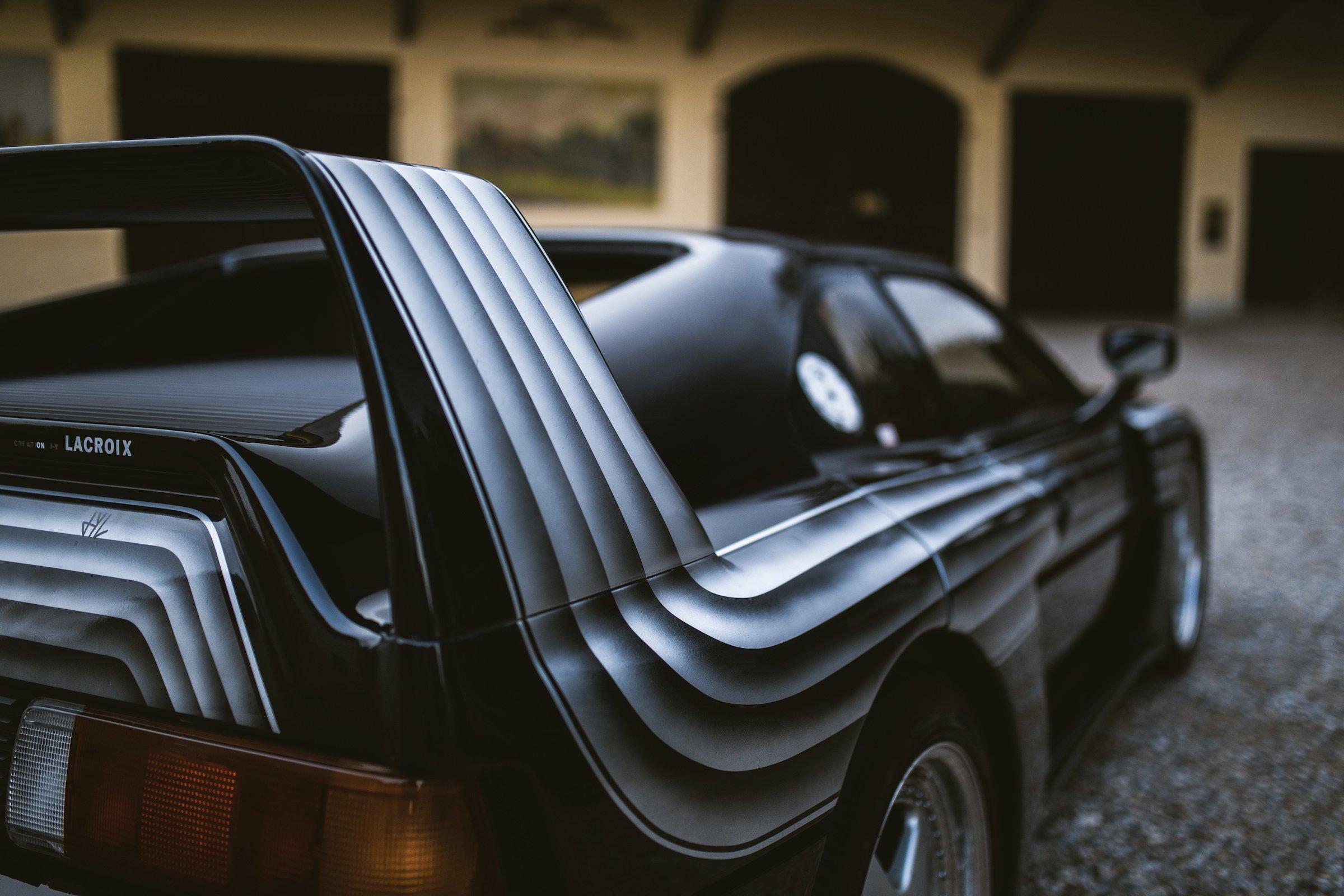 Venturi 400 GT Trophy Wing