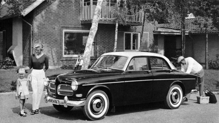 Volvo Amazon Car