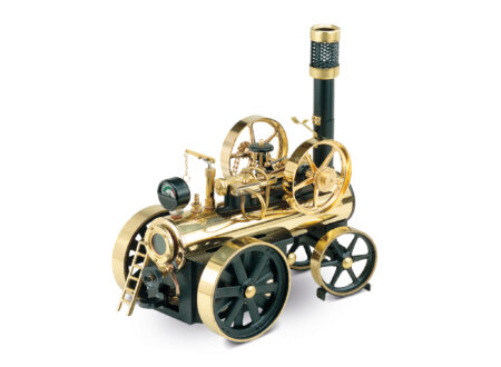 Wilesco Steam Locomobile D430