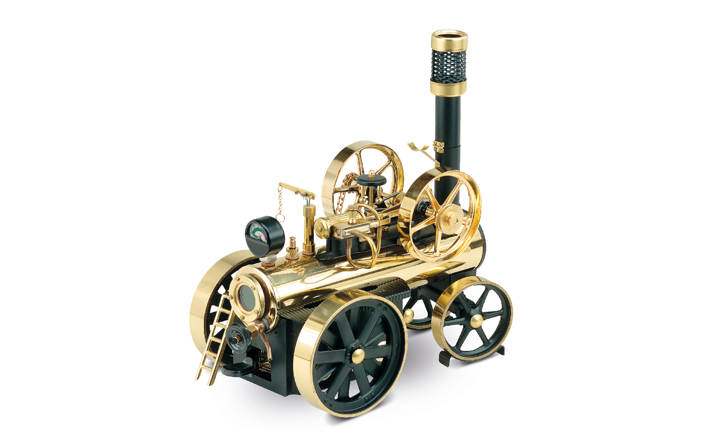 Wilesco Steam Locomobile D430