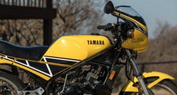 Yamaha RZ350 Kenny Roberts Edition Main