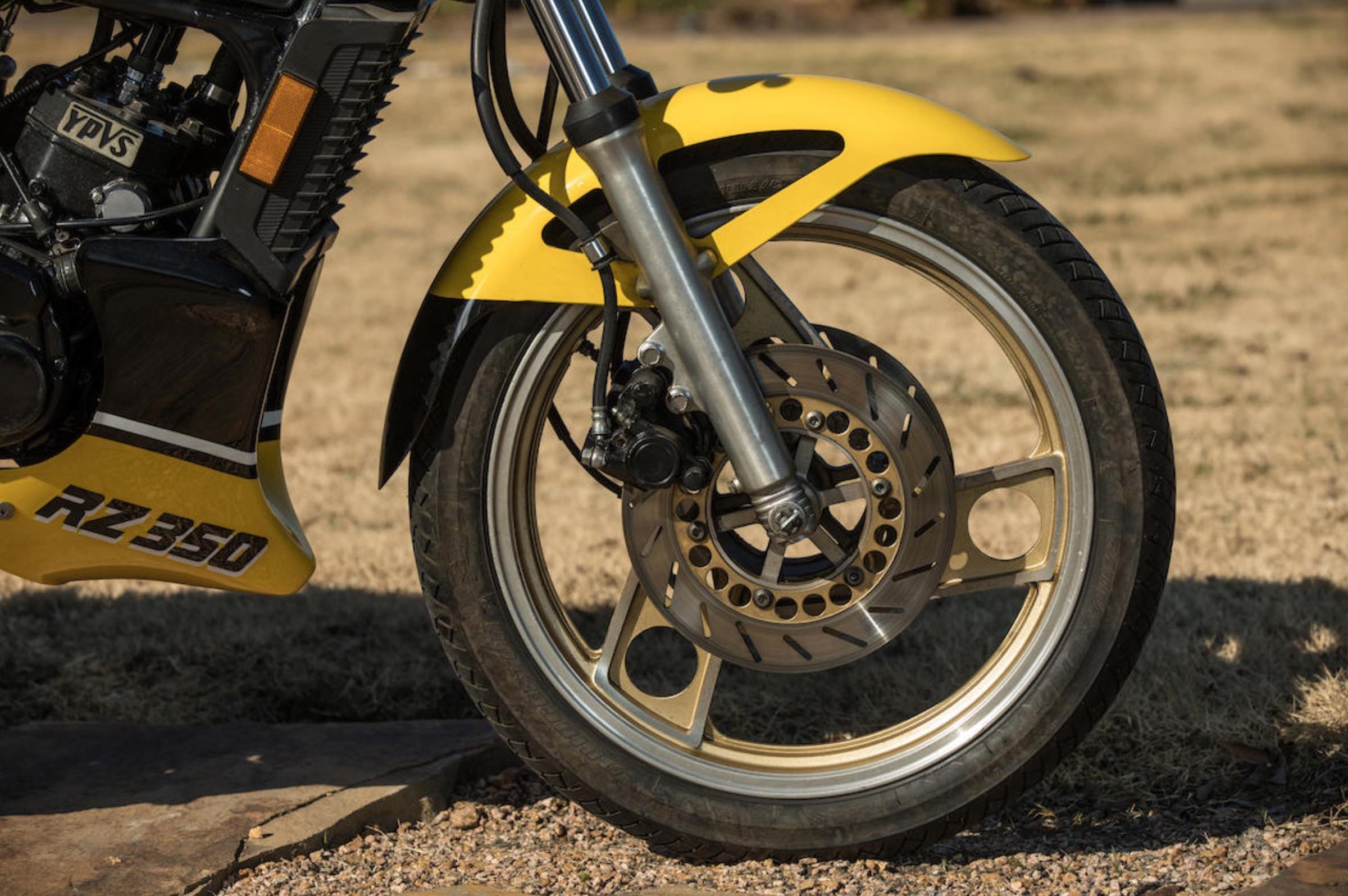 The Last (Legal) Two-Stroke Street Bike Sold In The USA - Yamaha