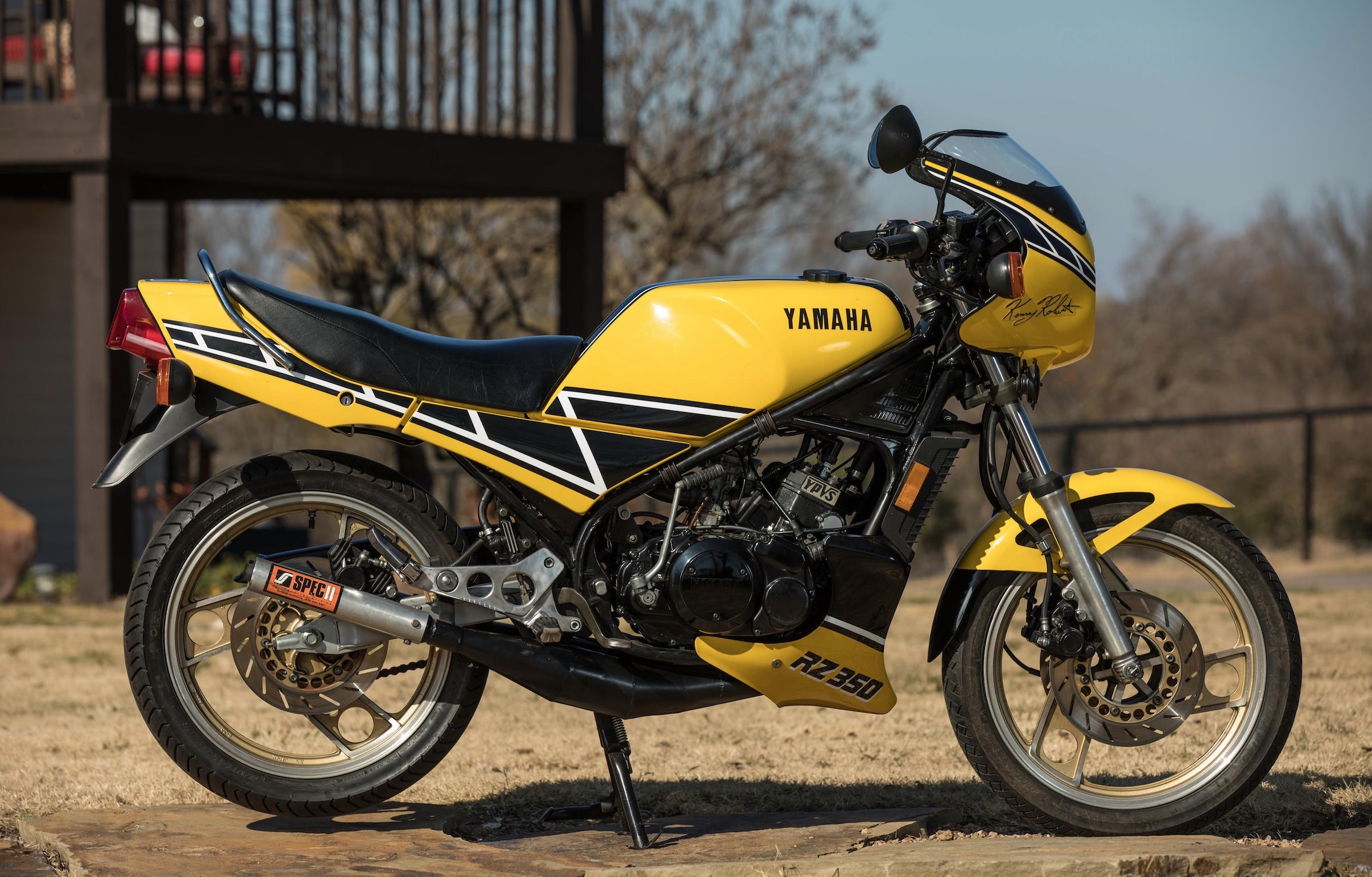 The Last (Legal) Two-Stroke Street Bike Sold In The USA