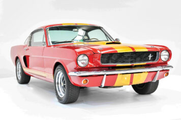 1966 Shelby GT350 H 2