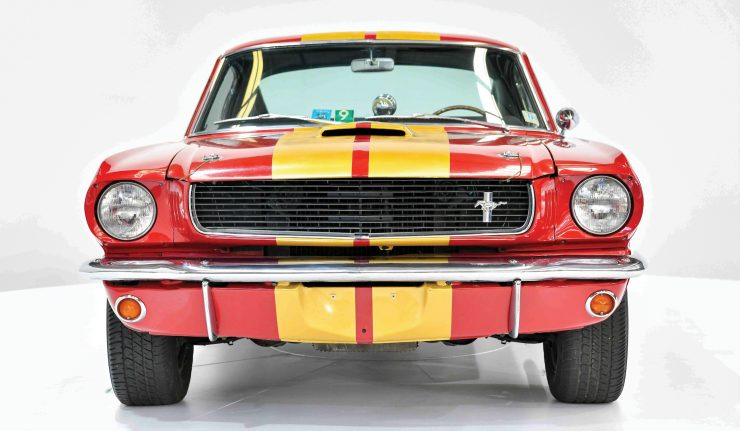 1966 Shelby GT350 H Front