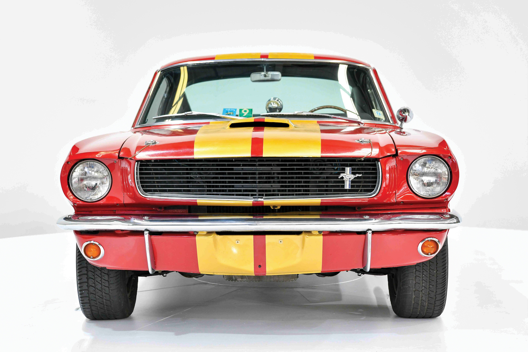 1966 Shelby Gt350 H The Most Valuable Ex Rental Car In The World
