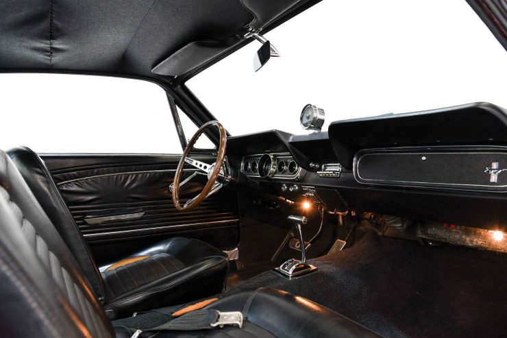 1966 Shelby GT350 H Interior 3