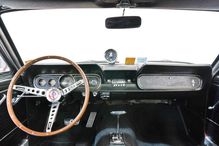 1966 Shelby GT350 H Interior 4