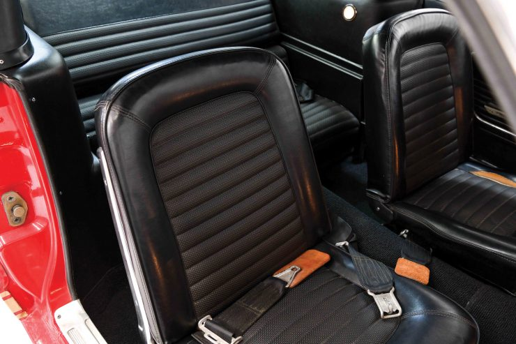 1966 Shelby GT350 H Seats