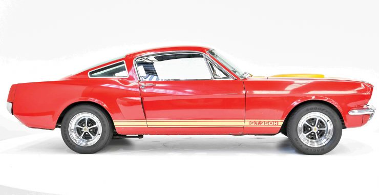 1966 Shelby GT350 H Side