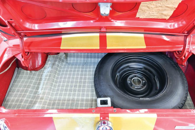 1966 Shelby GT350 H Trunk