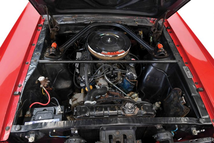 1966 Shelby GT350 H V8 Engine
