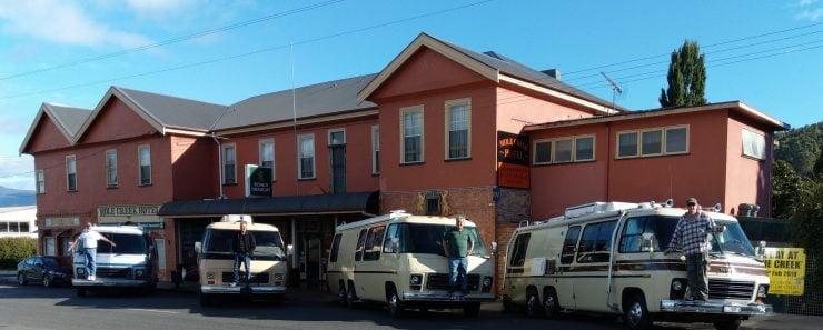 Aussie Classc GMC Motorhome Club