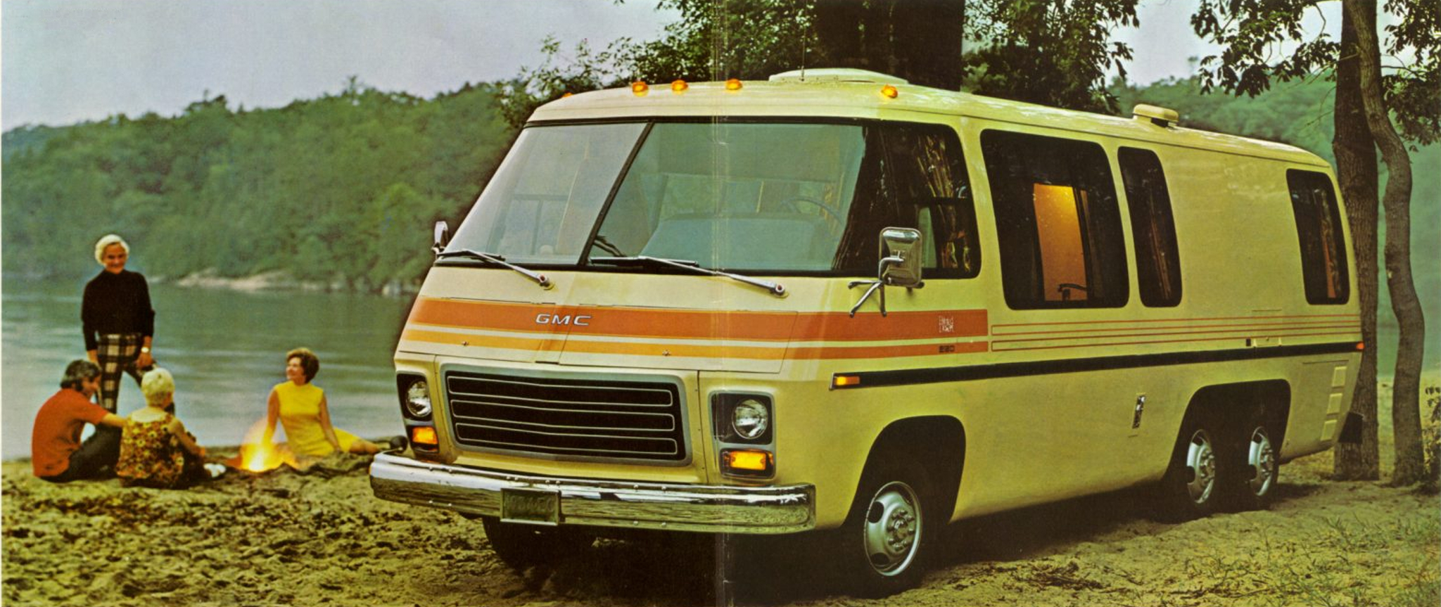 A Brief History Of The Gmc Motorhome Everything You Need To Know