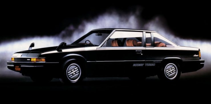 Mazda HB Cosmo Rotary Turbo