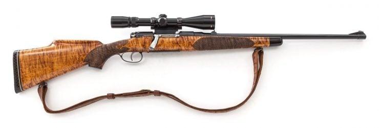 Mannlicher-Schönauer sporting rifle