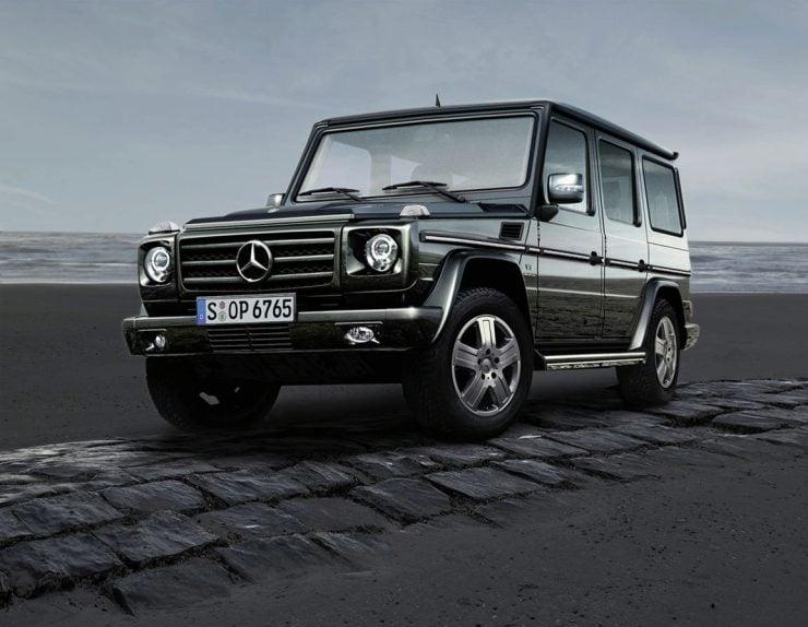 Mercedes-Benz G-Class thirtieth anniversary Edition30