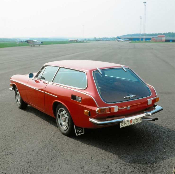 Volvo 1800ES shooting brake beach car
