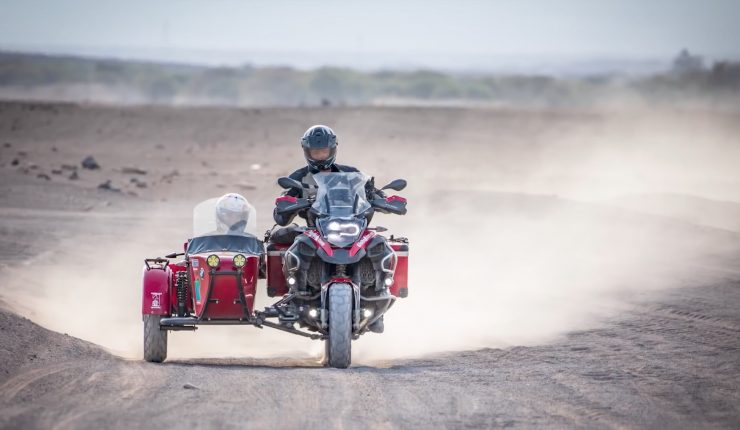 Adventure Sidecar Tips from Helge Pedersen 2