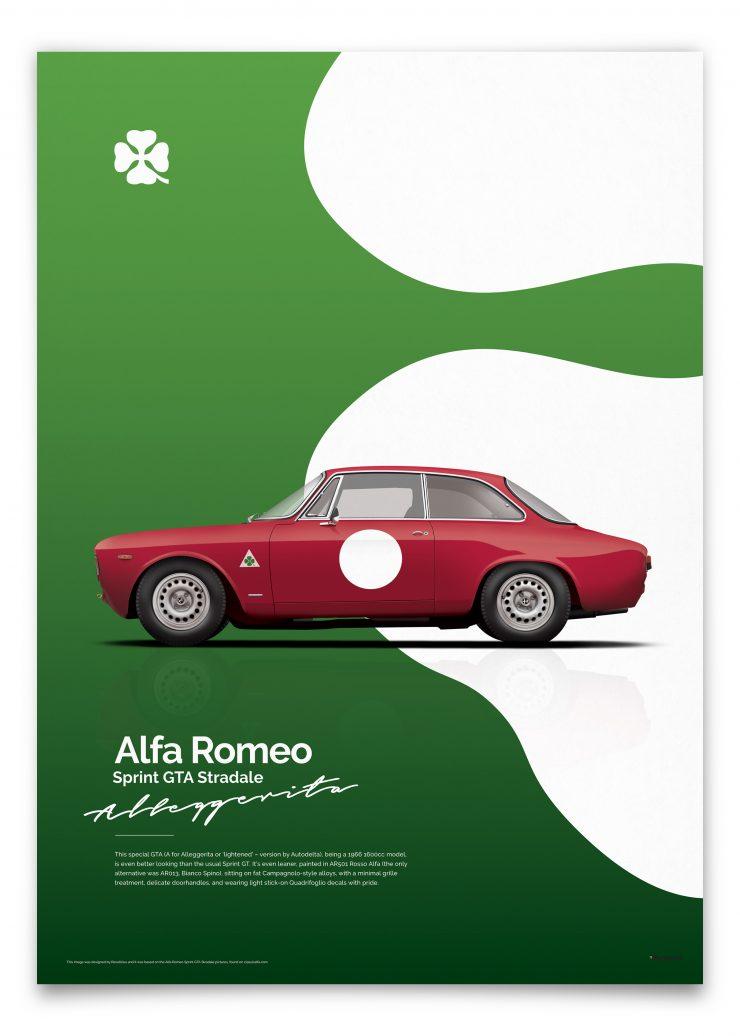 Alfa Romeo Alleggerita