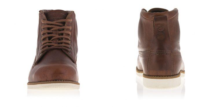 Alpinestars Oscar Rayburn Boots Front and Back