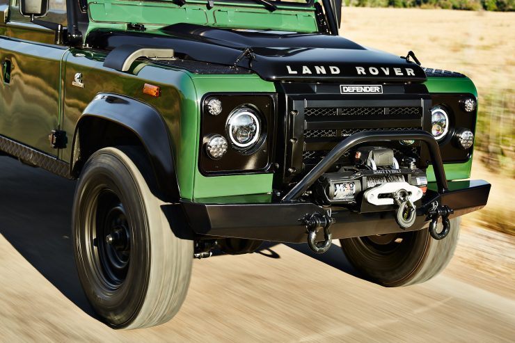 Anvil Land Rover Defender 3