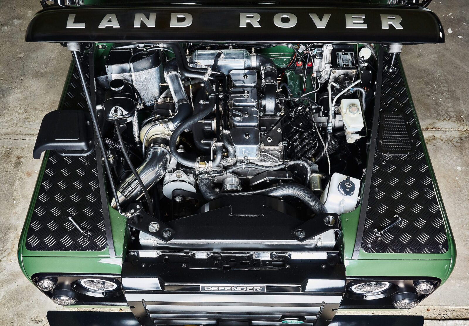 Anvil Land Rover Defender Diesel Engine