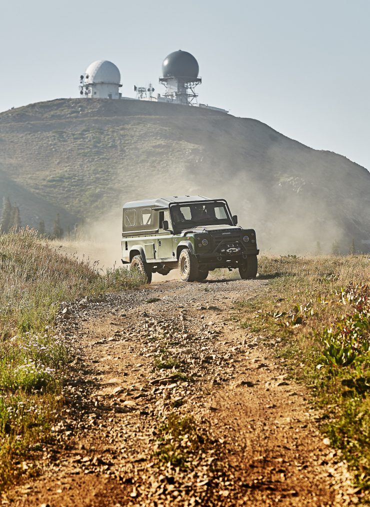 Anvil Land Rover Defender Offroad 5