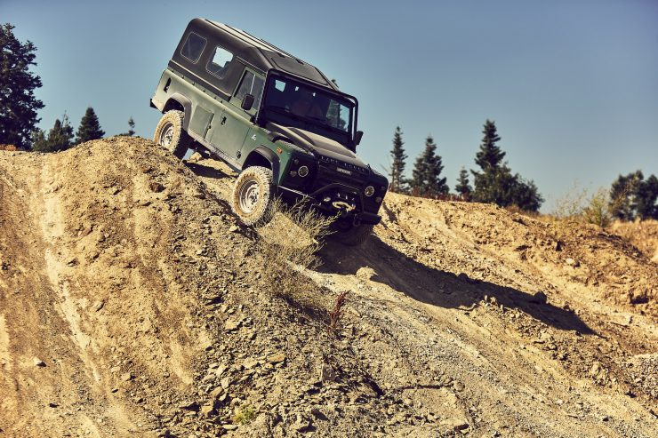 Anvil Land Rover Defender Offroad