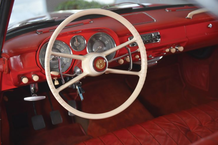 BMW 503 Steering Wheel