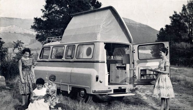 Bedford Dormobile 1
