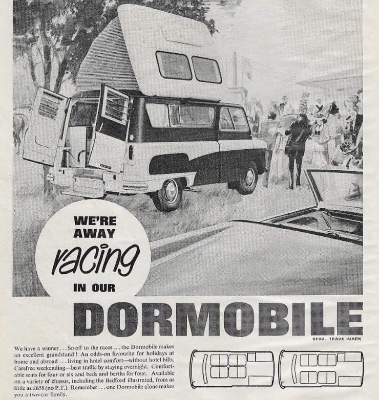 Bedford Dormobile 2